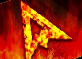 Огненный курсоры