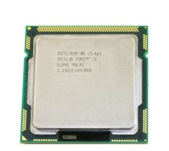 Core i5 661 встроенная видеокарта