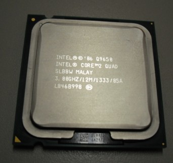 Intel Core 2 Quad Q9650
