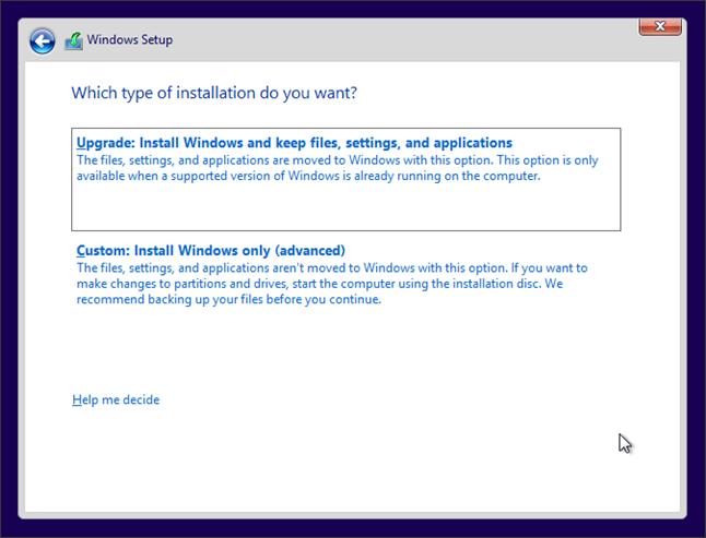 Как установить Windows 10 скрин 4