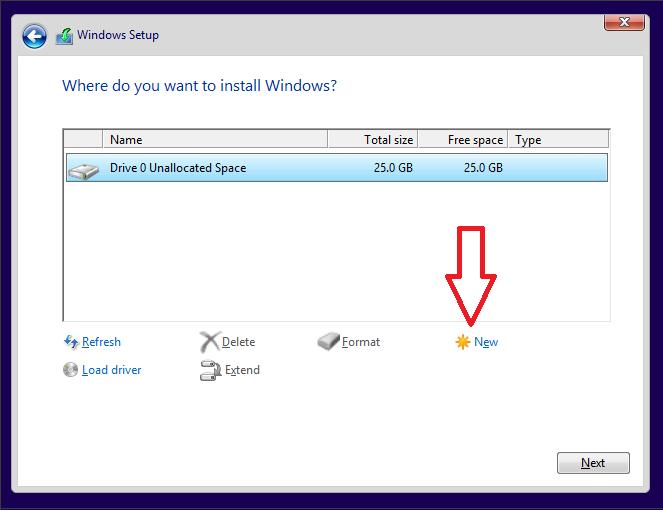Как установить Windows 10 скрин 5