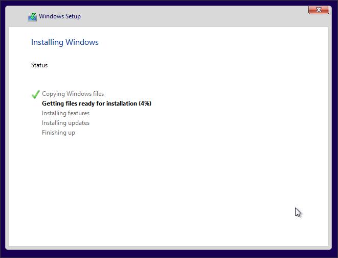Как установить Windows 10 скрин 8