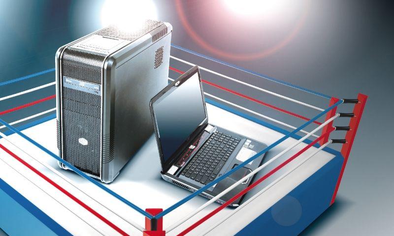 Что лучше ноутбук или компьютер для игр