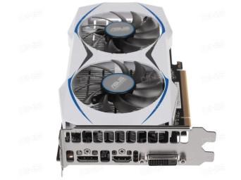 Видеокарта ASUS AMD Radeon RX 460 DUAL OC [DUAL-RX460-O2G] 2 фото