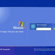 Как войти под учетной записью Администратор в Windows XP