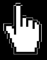 Рука указатель