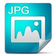 Как уменьшить размер картинки / файла jpg в paint.