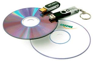 Флешки и оптические диски