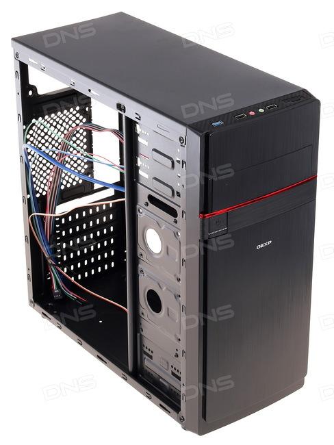 Корпус DEXP AWS-DE7 черный
