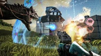 ARK Survival Evolved скриншот
