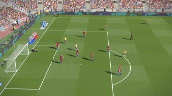 Pro Evolution Soccer 2018 скрин из игры