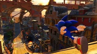 Sonic Forces скриншот игры 2