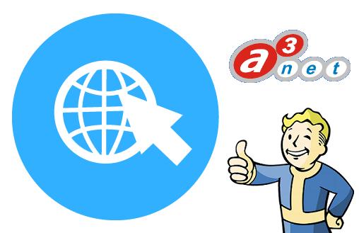 Интернет от a3net.ru