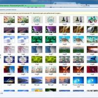 Как посмотреть все фотографии на компьютере