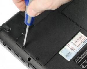 Замена харда в ноутбуке