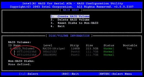 Как создать RAID-массив