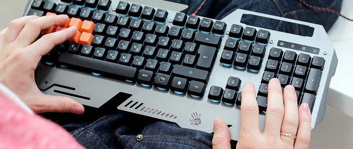 Значение некоторых клавиш на клавиатуре компьютера