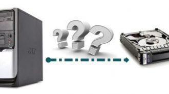Интерфейсы подключения жестких дисков