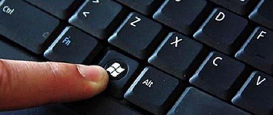 Как отключить кнопку windows на клавиатуре