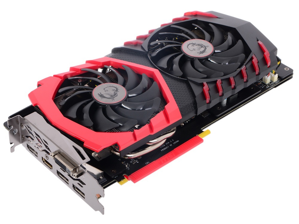 Видеокарта MSI GeForce GTX 1060