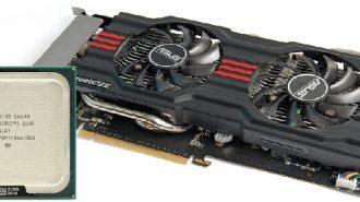 Если видеокарта мощнее процессора