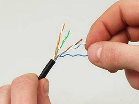 Выравниваем провода