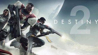 Destiny 2 - обложка игры