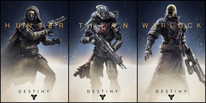 Destiny 2 - расы в игре