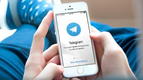 Telegram приложение