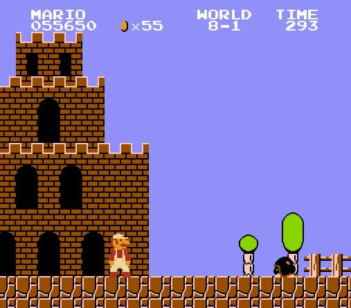 Восьмой мир в Супер Марио