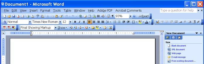 Открытие файла docx в Microsoft Word 2003