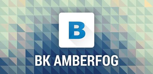 Приложение Amberfog с режимом скрытия онлайн