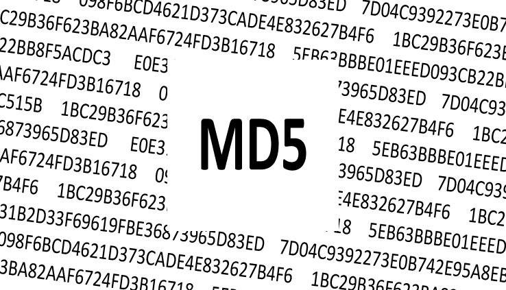 MD5 - что это такое, для чего нужно и как получить хеш онлайн