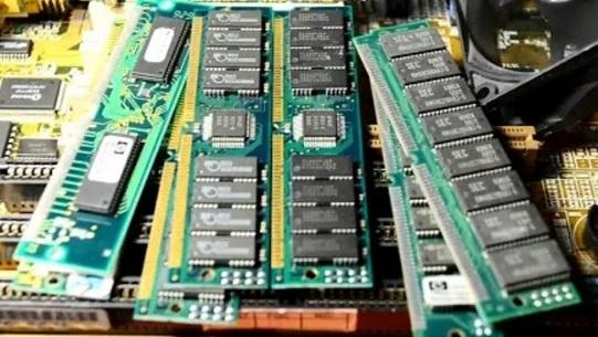 Типы оперативной памяти компьютера