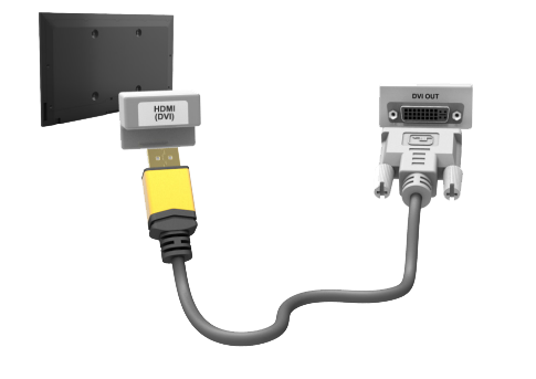 Подключение телевизора к компьютеру по HDMI