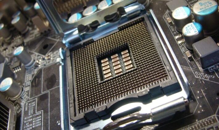 Процессорный сокет на материнке