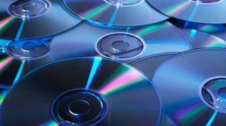 Как записать CD и DVD диск в Windows 10