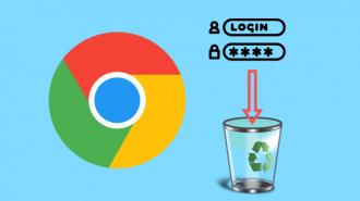 Как удалить сохраненные пароли в браузере Гугл Хром