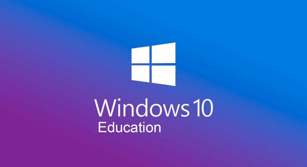 Особенности Виндовс 10 Education